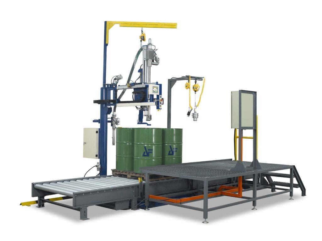 Drum Filling Machine Ibc Filling Machine Manufacturer