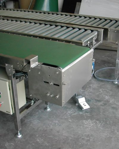belt & roller conveyor